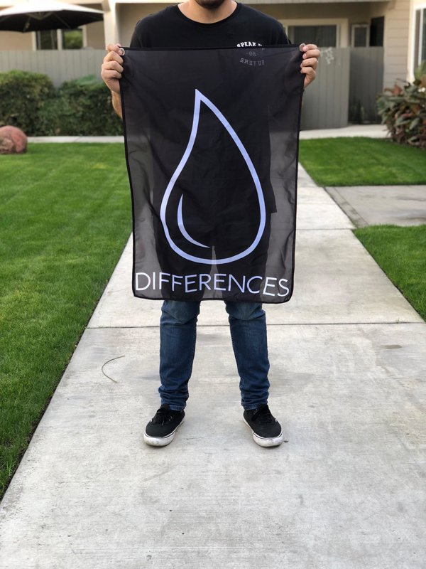 Differences Flag
