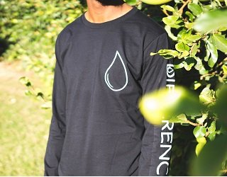 Long-sleeve Shirt (Drop Logo)